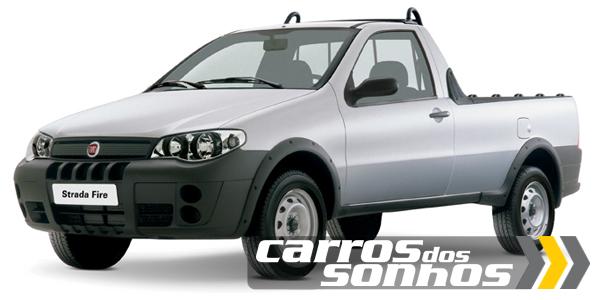 Fiat Strada Fire 2012