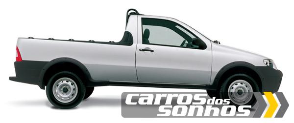 Fiat strada Fira 2012
