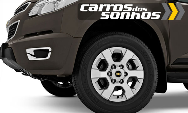 Chevrolet Nova S10 2012 Cabine Simples e Cabine Dupla