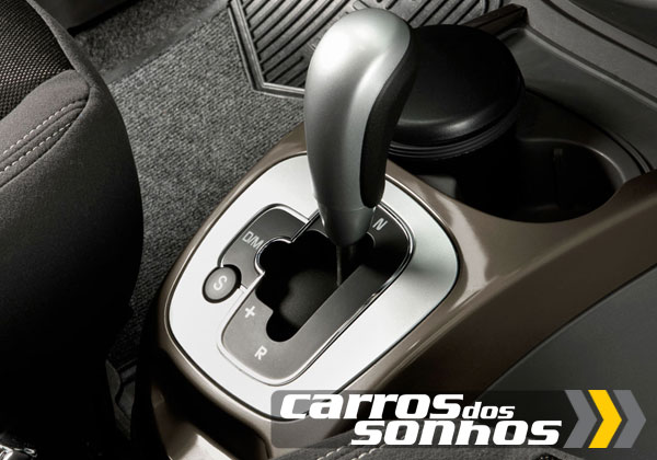 Fiat Grand Siena 2012 Câmbio Dualogic Automatico