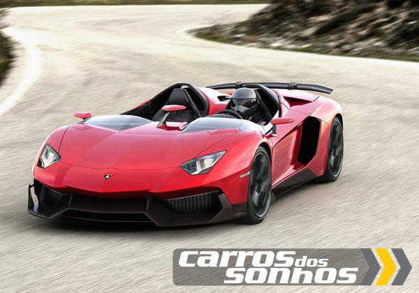 Lamborghini Aventador J Concept 2012