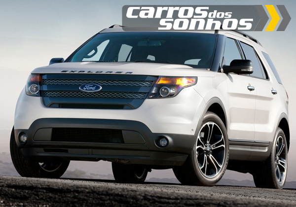 Ford Explorer Sport 2013