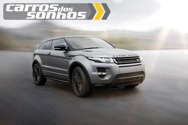 Land Rover Range Rover Evoque by Victoria Beckham