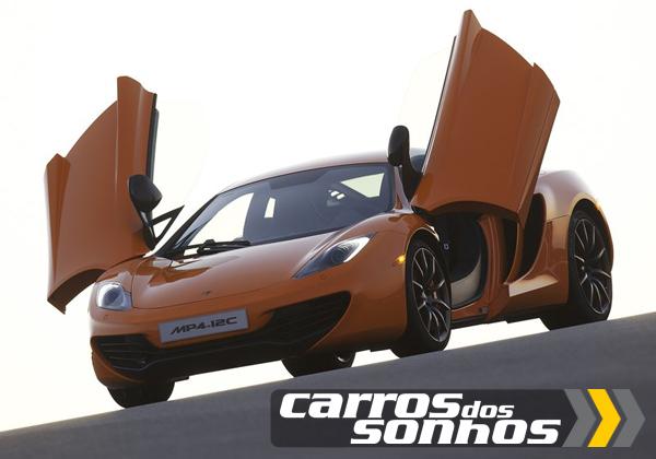 McLaren MP4-12C 2011