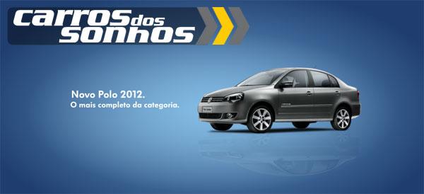 Novo VW Polo Sedan 2012