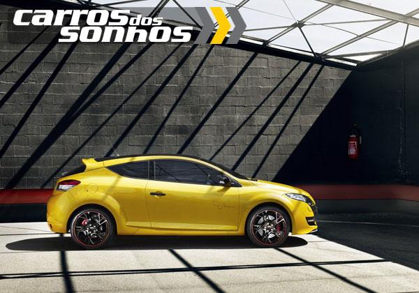 Renault Megane RS Trophy 2012