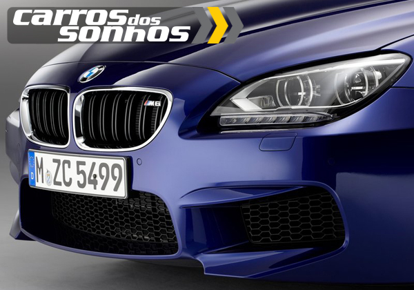 BMW M6 2013 Coupe e Conversível