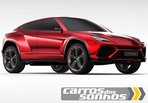 Lamborghini Urus Concept 2012