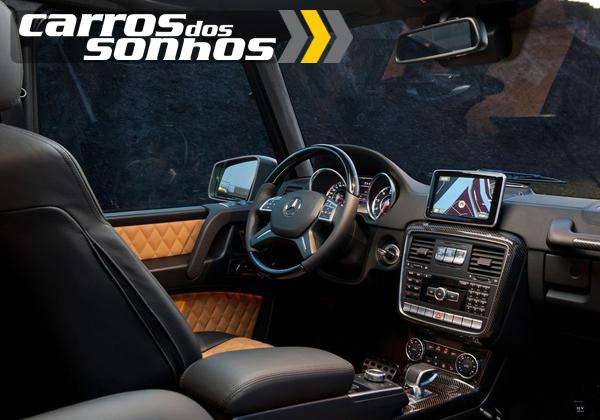 Mercedes-Benz G63 AMG 2013