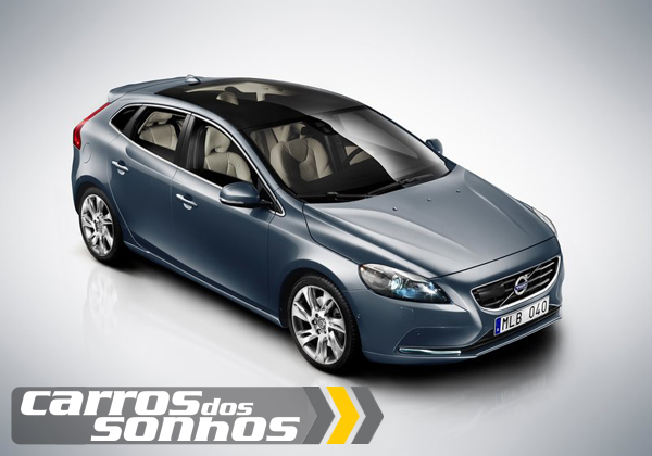 Volvo V40 2013
