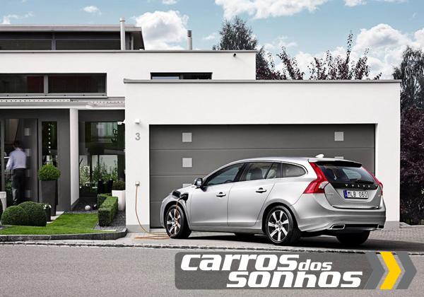 Volvo V60 Hybrid 2013