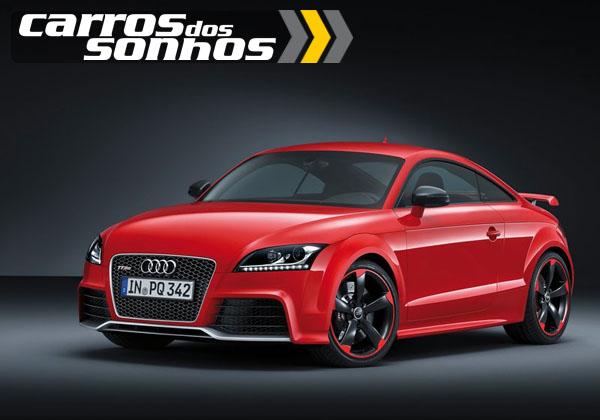 Audi TT RS plus 2013