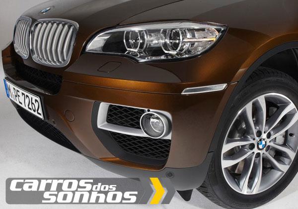 BMW X6 2013