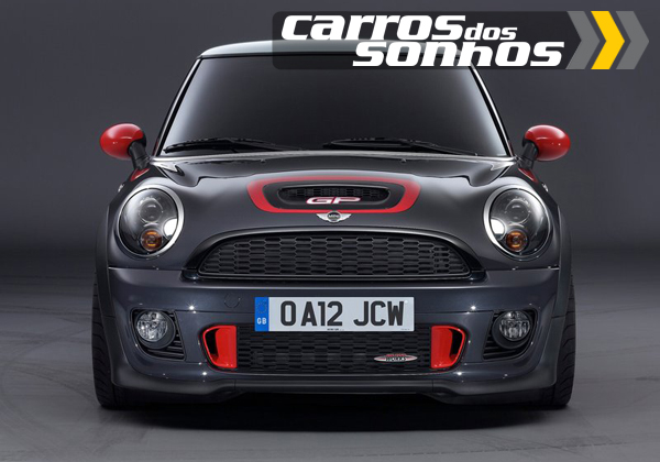 Mini John Cooper Works GP 2013