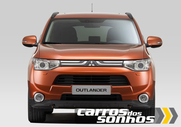 Mitsubishi Outlander 2013