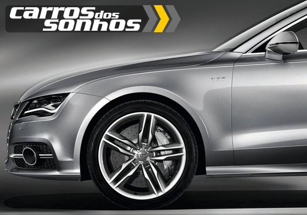 Audi S7 Sportback 2013