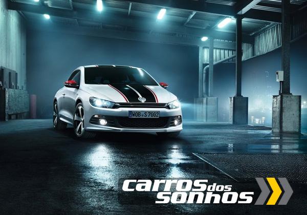 VW Scirocco GTS 2013
