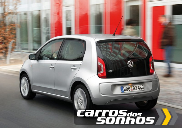 Volkswagen Up 4 portas