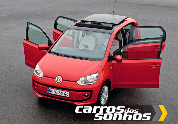Volkswagen Up! 4 portas
