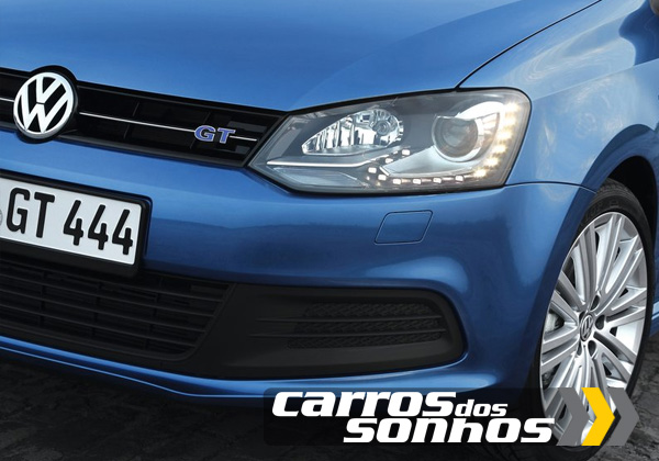 Volkswagwen Polo BlueGT