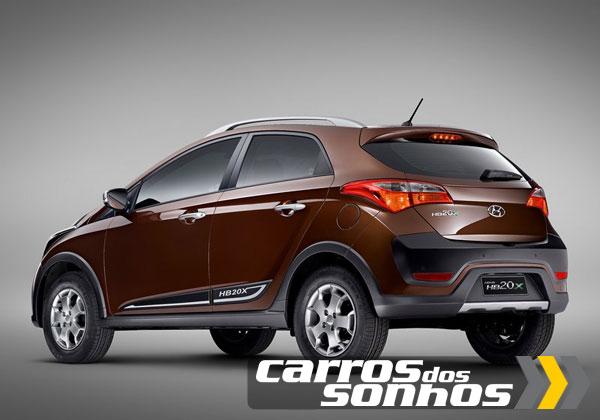 Hyundai HB20X 2013