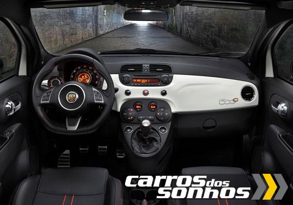 Fiat 500C Abarth Cabrio 2013