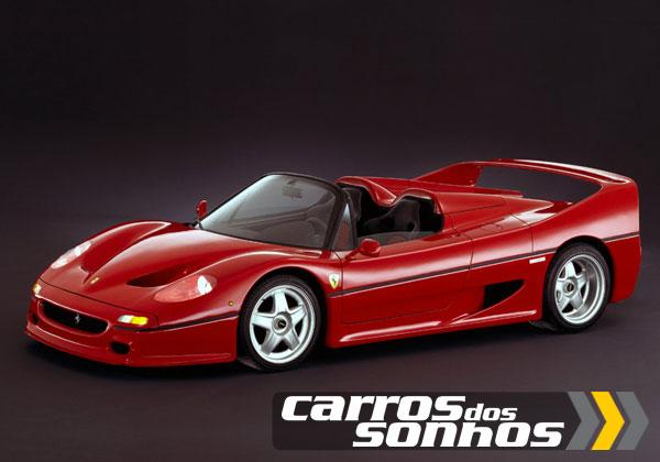 Ferrari F50 (1995-1997)
