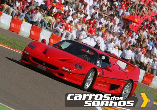 Ferrari F50 1995
