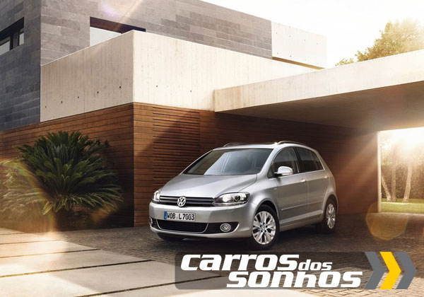 Volkswagen Golf Plus Life 2013
