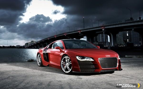 Audi R8 TDi Le Mans Concept