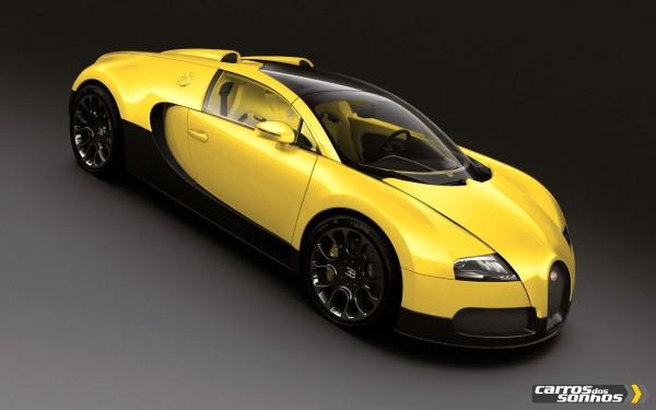 Bugatti Veyron w16 Grand Sport 2011
