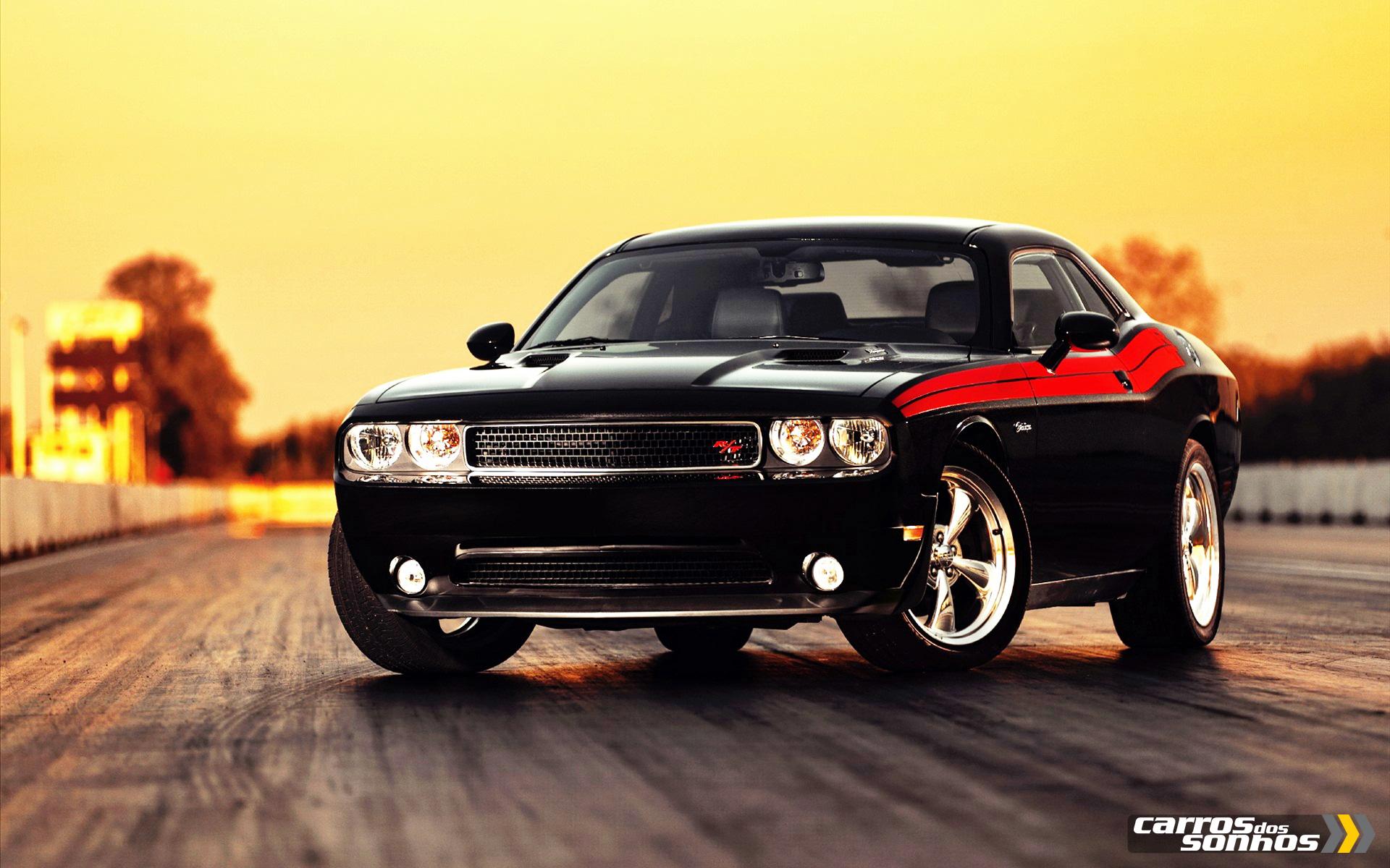 Dodge Challenger Antigo V8 >> Fotos de Carros para Papel de Parede | Carros dos Sonhos