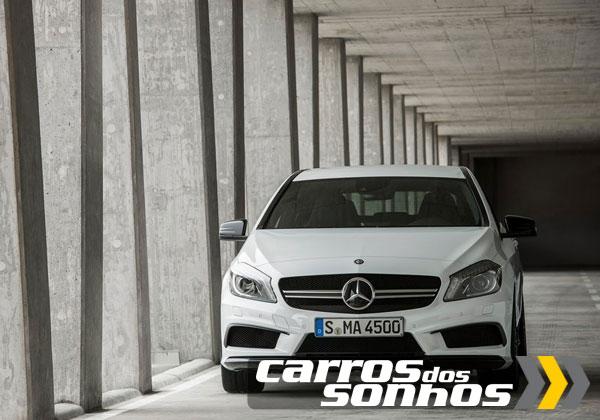 Mercedes-Benz A45 AMG 2014