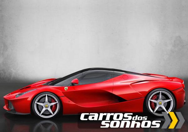 Ferrari LaFerrari 2014