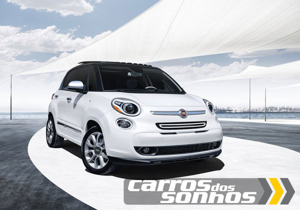 Fiat 500 2014 US Version