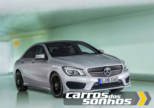 mercedes benz cla class 2014 carros dos sonhos. Cars Review. Best American Auto & Cars Review