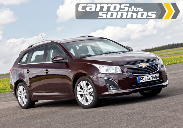 Chevrolet Cruze Station Wagon 2013
