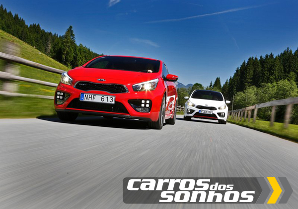 Kia Pro Ceed GT 2014