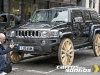 Hummer H3 com Rodas de carroagens em Madeira