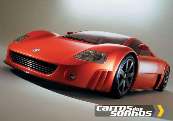 Volkswagen (Nardo) W12 Coupe Concept 2001
