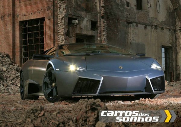 Lamborghini Reventon 2008