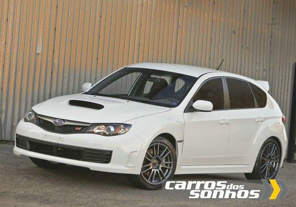 Subaru Impreza WRX STI Special Edition (2010)