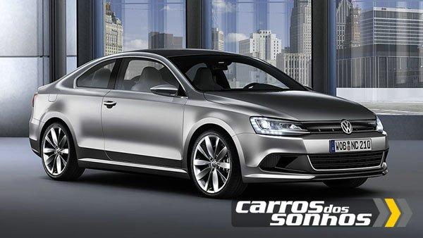 VW Compact Coupe Concept