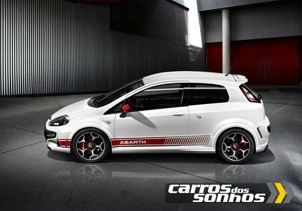 Fiat Punto Evo Abarth 2011
