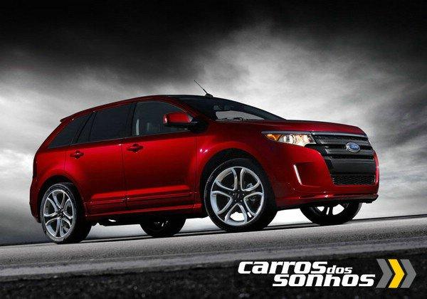 Ford Edge Sport 2011