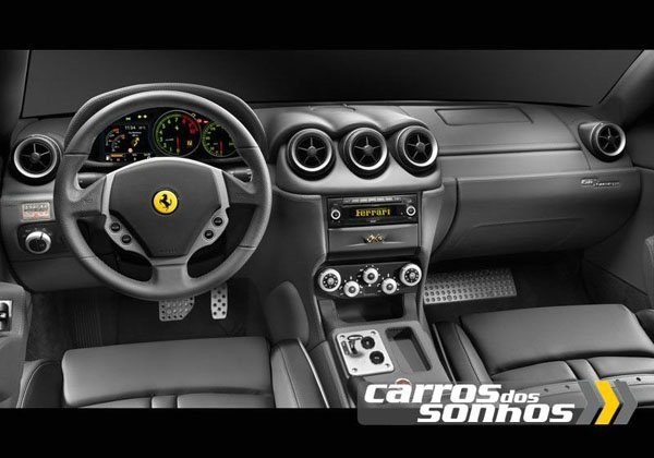 Ferrari 612 Scaglietti 2006