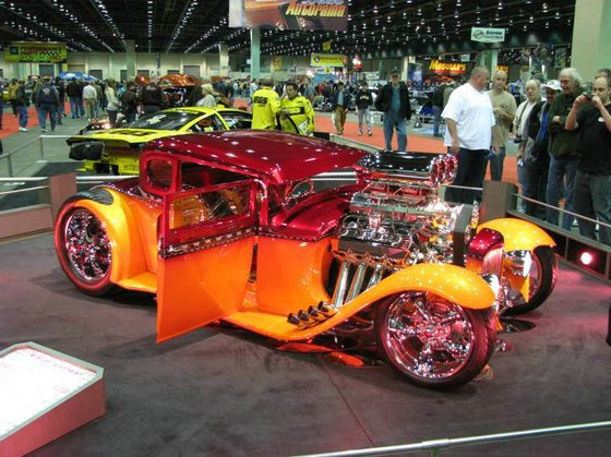 Hot Rods e Rat Rods