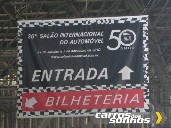 26º Salão Internacional do Automóvel - 50 Anos