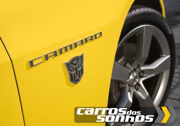 Chevrolet Camaro Transformers 2010