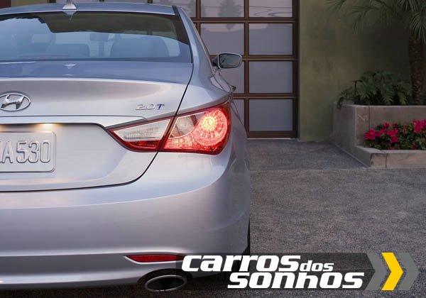 Hyundai Sonata 2.0 Turbo 2011